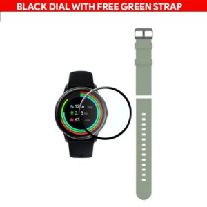 imilab-kw66-Black-with-Black-Dial-And-Free-Green-Strap-bhsellers.pk-1
